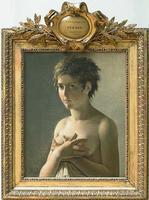 Jeune fille en buste, 1794