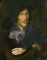 John Donne as a melancholy lover about 1595