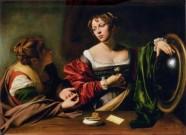 Courtesan by Caravaggio