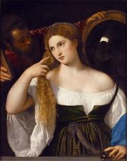 Titian Portrait